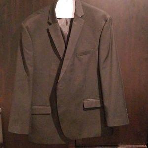 Black Dress Coat - 52R